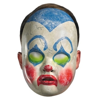 Disguise Clown Doll Mask - Multi