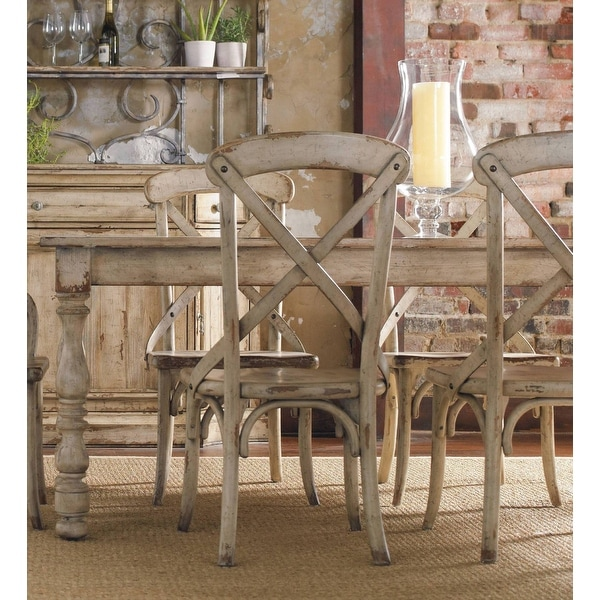 Hooker Furniture 5004 75200 82 Long Hardwood Dining Table From The Wakefield Collection