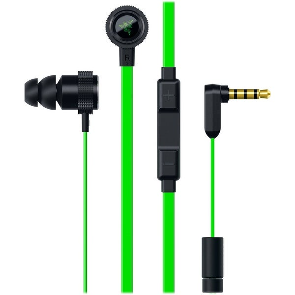 Refurbished - Razer Hammerhead Pro V2 RZ04-01730100 In-Ear Headphones 3.5mm audio connector