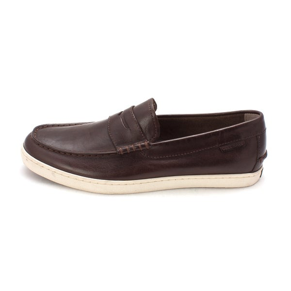 Cole Haan Mens Rahulsam Closed Toe Penny Loafer - 8.5