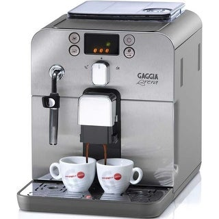 Gaggia 59101 Brera Black Automatic Espresso Machine