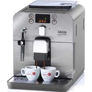 Gaggia 59101 Brera Black Automatic Espresso Machine