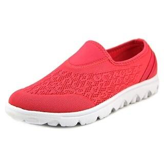 Propet TravelActiv Slip On Women 2A Round Toe Synthetic Walking Shoe