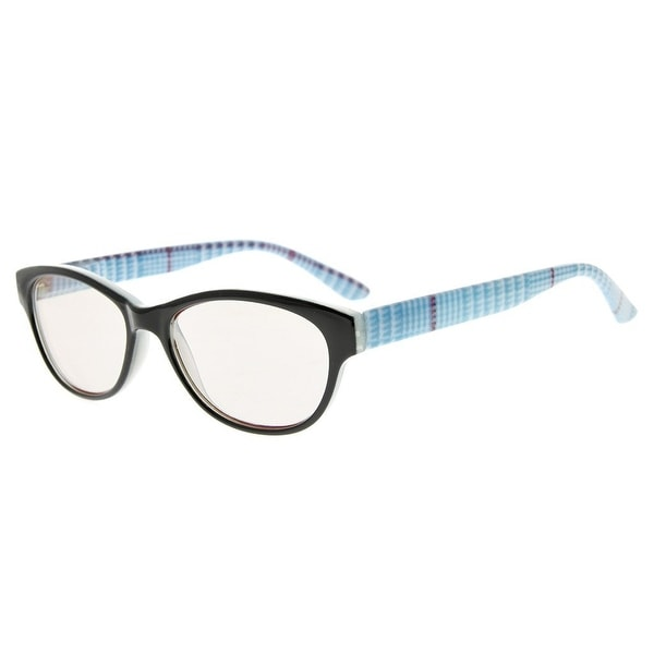 dada2c69518 Eyekepper Computer Readers Cat Eye Reading Glasses Blue Light And Glare  Blocking