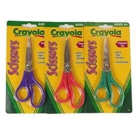 Crayola Sharp Tip Scissors