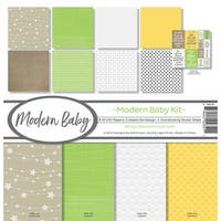 "Reminisce Collection Kit 12""X12""-Modern Baby"