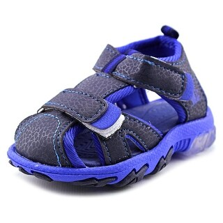 Rugged Bear 2 Strap Sports Sandal Toddler Open-Toe Synthetic Sport Sandal
