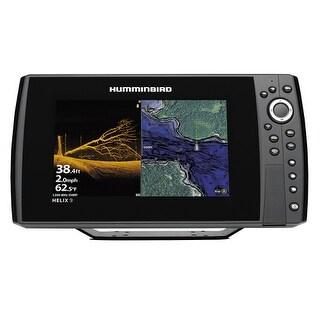 Humminbird Helix 9 Chirp Mega DI GPS G2N Combo Helix 9 Chirp Mega DI GPS G2N Combo