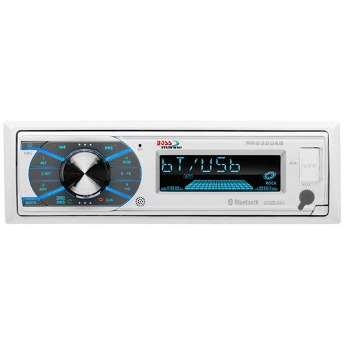 """Boss Audio Single DIN Mech-less Multimedia Player Multimedia Player"""