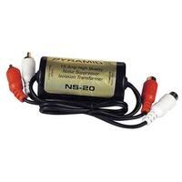15 Amp RCA Noise Suppressor