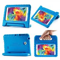 i-Blason Samsung Galaxy Tab 4 8.0 Case, Armorbox Kido Series Lightweight Super Protection Stand-Blue