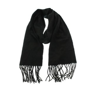 Nordstrom Womens Cashmere Fringe Rectangle Scarf - o/s