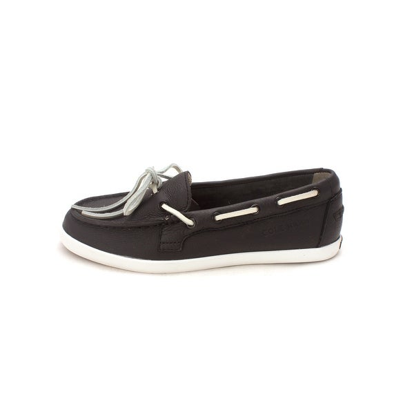Cole Haan Womens W03459 Closed Toe Boat Shoes - 6