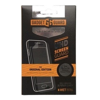 Gadget Guard Screen Guard Wet/Dry Install for Samsung Galaxy Grand Prime