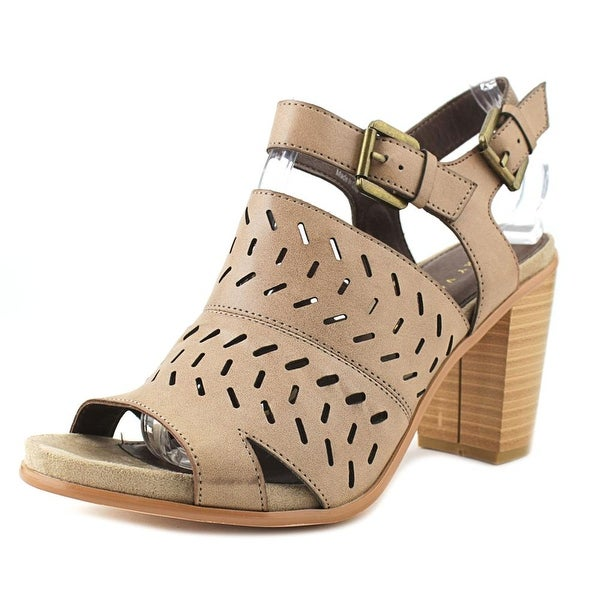 Very Volatile Ashford Taupe Sandals