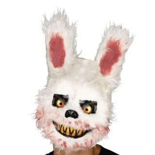 Adult Killer Bunny Halloween Mask