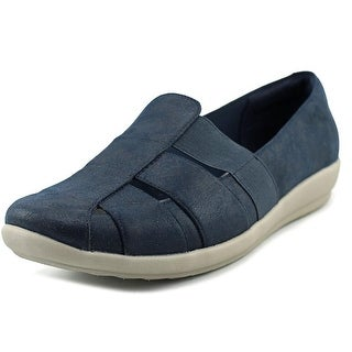 Easy Spirit Alani Navy Flats