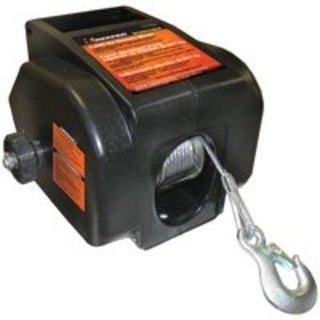 Keeper KWSL2000RM Electric Portable Winch, 12 V