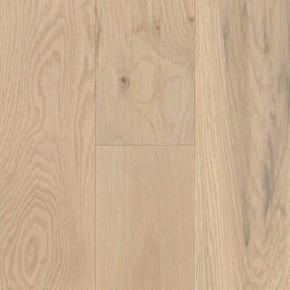 "Mohawk Industries BCE03  Coastal Couture - 7"" Wide Engineered Hardwood Flooring - Smooth Oak Appearance"