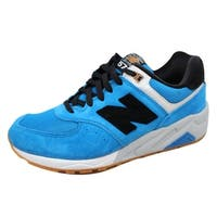 New Balance Men's Classic 572 Blue/Black MRT572GB