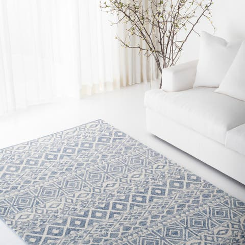 Lauren Ralph Lauren Handmade Theresa Geometric Wool Rug