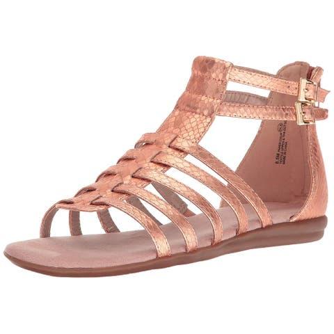 Aerosoles Womens PAPER CHLIP Open Toe Casual Gladiator Sandals