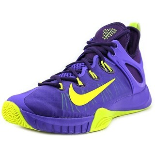 Nike Zoom HyperRev 2015   Round Toe Synthetic  Basketball Shoe