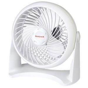 Honeywell HT-904 Honeywell Honeywell HT-904 Desk Fan - 228.6 mm Diameter - 3 Speed - Removable Grill, Adjustable Tilt Head,