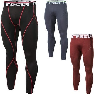 Tesla YUP33 Thermal Winter Gear Baselayer Compression Pants