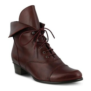 Spring Step Women's Galil Bordeaux Leather
