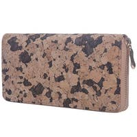 Mad Style Bark Gia Wallet - Light Brown