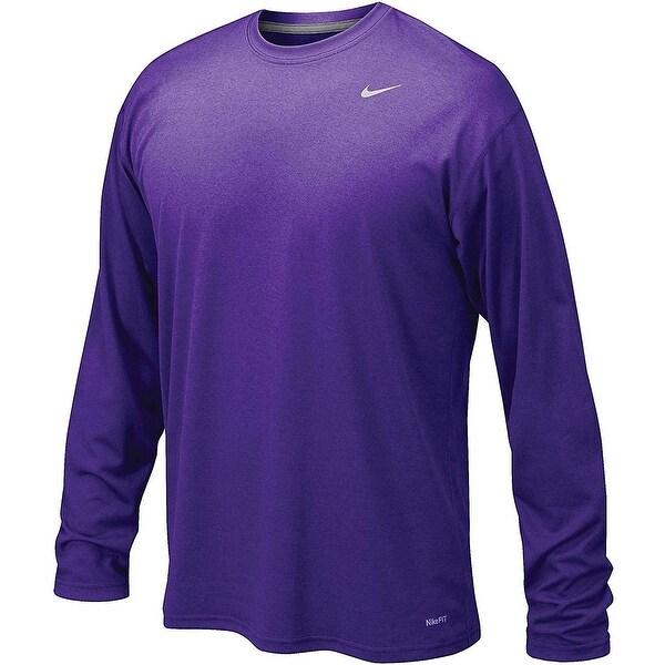 nike shirt purple