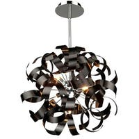Artcraft Lighting AC600BK Bel Air 5 Light Pendant