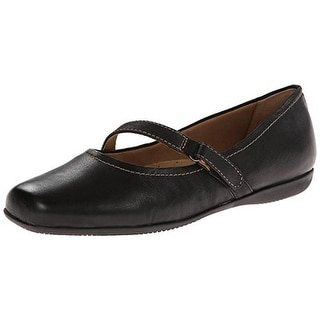 Trotters Womens Simmy Mary Janes Leather Lined - 6.5 narrow (aa,n)