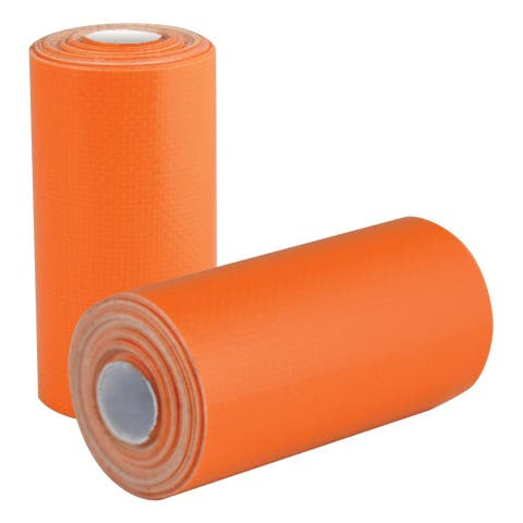 UST 20-STL0001-08 Orange Duct Tape, 2-Pack