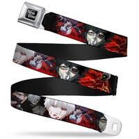 Tokyo Ghoul Full Color Black White Tokyo Ghoul Ken Kaneki Expressions Ken & Seatbelt Belt