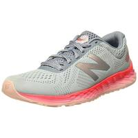 New Balance Womens Warisl01 Low Top Lace Up Running Sneaker