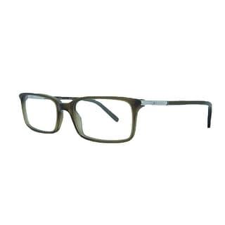 Donna Karan DY 4626 3205 Olive Green Plastic Womens Optical Frame - OLIVE GREEN - 51-17-140