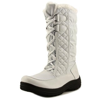 Totes Jami   Round Toe Synthetic  Winter Boot