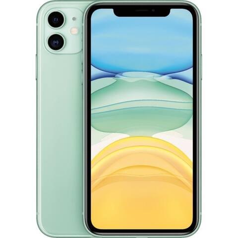 Apple iPhone 11 64GB Fully Unlocked (Verizon + Sprint + GSM Unlocked)