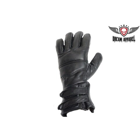 Motorcycle Gloves With Velcro - Size - XL