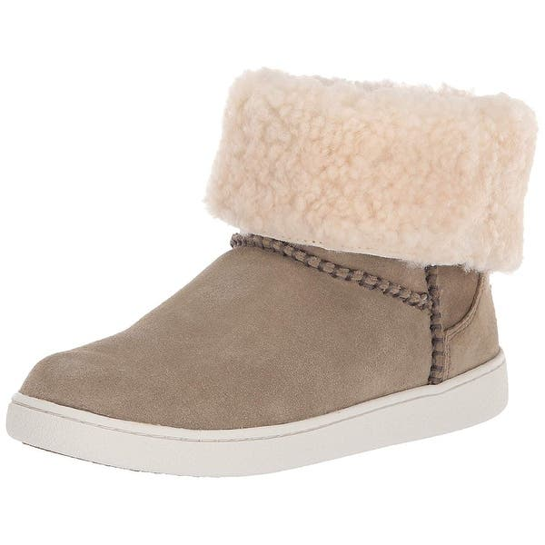 fde5dbc908a Shop UGG Women's W Mika Classic Sneaker - Free Shipping Today ...