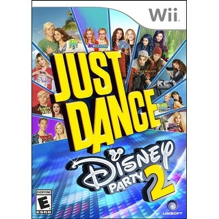 Just Dance Disney Party 2 Video Game: Wii Standard Edition