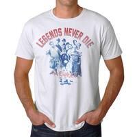 Sandlot Legends Men's White T-shirt