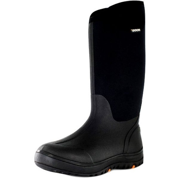 Bogs Outdoor Boots Womens Insulated Ultra Classic Farm WP Black 31337
