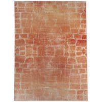 Buy Orange Animal Area Rugs Online At Overstock Our Best Rugs Deals