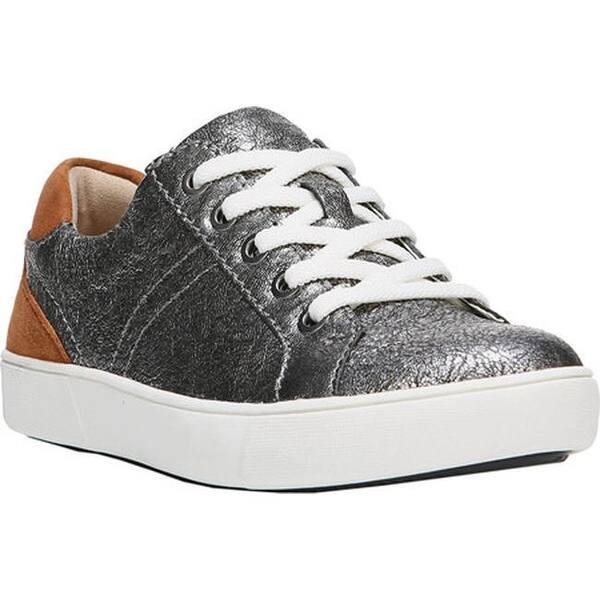 7f17ff818d13b Shop Naturalizer Women's Morrison Sneaker Silver Metallic Crackle ...