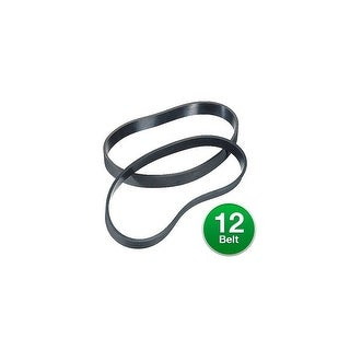 Genuine Vacuum Belt for Bissell 32074/ Style 10 (6 Pack)