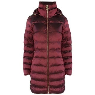 Link to Michael Kors Wine Down 3,4 Packable Coat Similar Items in Women's Outerwear