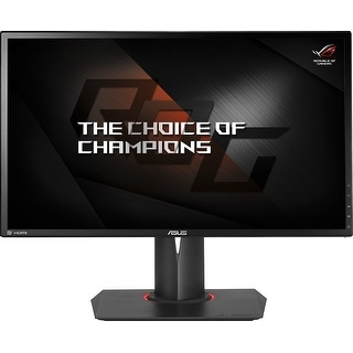 "Refurbished - ASUS ROG PG248Q 24"" 144Hz G-SYNC 1ms Display Port FHD Monitor tilt swivel pivot"